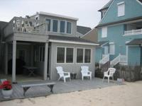 THIS BEACH BUNGALOW IS RIGHT ON THE BEACH AND HAS