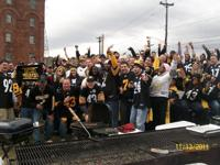 Sun Oct 12, 2014 1pm. Pittsburgh Steelers @ Cleveland