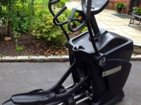 Hello, I am offering a Octane Q35E Elliptical that is