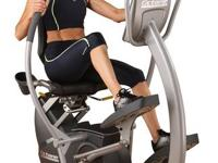 I have actually a wonderful seated elliptical that we