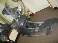 Octane Fitness Q37 Standard Compact Elliptical Trainer