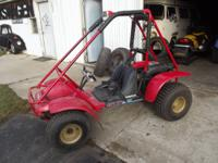 1983 honda oddessy fl250 in real nice shape. good