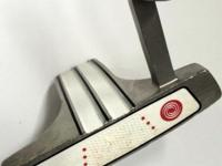 I am selling this putter because I won a new set of