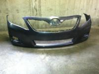 2010 Toyota Camry LE USA Production model front bumper