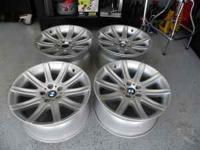 Selling a complete set of staggered fitment style 95's