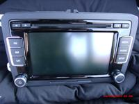 2 Din In Dash 2011-2012 OEM Jetta Radio. This unit is a