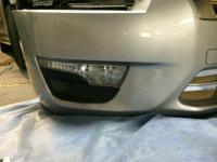 Any plastic OEM Nissan bumper (except 300zx, 350z,