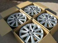 For Sale: (4) OEM 2006 Mazdaspeed 3 rims (no tires