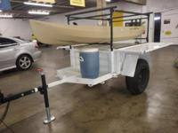 New 2015 Stage 1 Off Road - Jeep Trailers. Can be towed