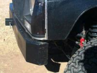 Hey are you thinking about getting a off road bumper,