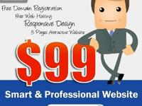 Web designing,website development, E-Commerce