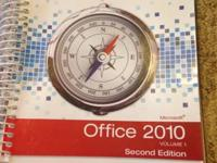 Office 2010 volume 1 second edition by Grauer CIS110