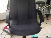 Office Chair asking $45.00 can be reached at  Location: