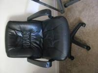 office chair with free computer table IF INTERESTED