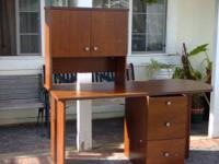 Office Desk With plenty of storage space for the size