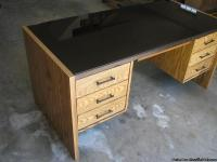 Office Desk (Sturdy & Solid) - $60 cash. Need to sell ?