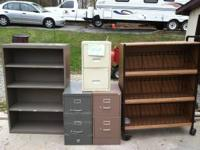 Have for sale allotment of office filing cabinet. 4