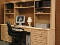 Workplace Furnishings-- All Timber !!!!  We have a wide