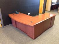 All of this great looking office furniture is in our