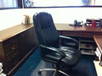 Office furniture available:  FREE ITEMS!  You haul
