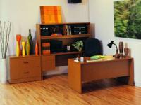 Halton Series: Rt. Return L-Shape Desk...$699.99