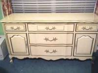 Miscellaneous office furniture: • Credenza (can be