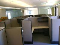 WE HAVE A GREAT SELECTION OF USED CUBICLES, WE WILL