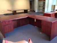 For Sale various sizes of office furniture. All