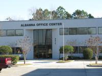 ALBANNA OFFICE CENTER  6015 Chester Circle.