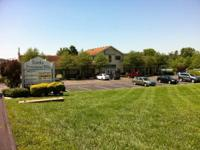 Beautiful office space for lease with Hwy 44 frontage.
