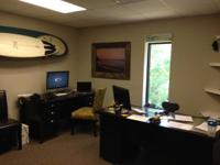 Four office spaces for lease in Santa Rosa Beach area.