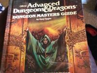 Official Advanced Dungeons and Dragons Dungeon Masters