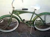 Brand new Bud Light Lime Beach Cruiser . Cash only,