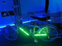 Official chromed out lowrider bike straight from