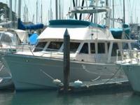 48' Offshore Sedan Motor Yacht Boat Name: Ocean Pearl