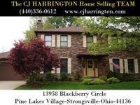 Ohio Real Estate-13958 Blackberry Cir(Strongsville,Ohio