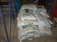 45 LB Bags of Safe T Sorb Oil Absorbent - $15.00 Per