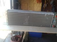 I have an ACR oil cooler. Can be used for motor oil,