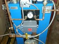 FOR SALE:    One Axeman-Anderson, like new oil furnace