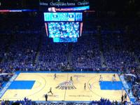 FOR SALE 2 TICKETS TO SEE OKC THUNDER VS PHILADELPHIA