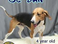 Ol' Dan's story You can fill out an adoption