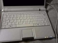 Old Asus EEE Pc tiny laptop with linux it works just