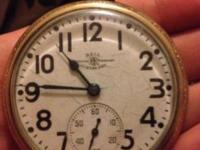 Very nice watch, it is a ball pocket watch if u google
