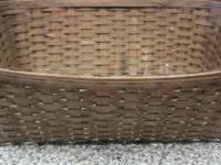 Make offer on the big old basket  Location: