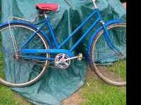 Older bike I forgot what the name is but I go see what