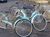 3old bikes: 1 -1956 schwinn, , 1- old rollfast, 1 -