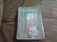 its either a 60s or 70s boy scout of american fieldbook