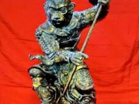 Sn Wkng, in the West often called Monkey King or simply