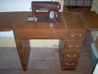 This machine was bought by my mother on 4-12-1952. I