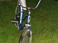 bike in is original condition looks almost new original